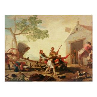Venta Nueva 1777年の戦い ポストカード