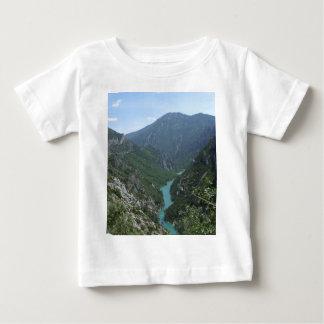 Verdonの峡谷 ベビーTシャツ