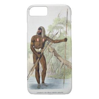 「VerhandeからのプリンセスMariannaの海峡の先住民、 iPhone 8/7ケース
