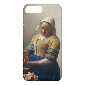 Vermeer - Milkmaid iPhone 8 Plus/7 Plusケース