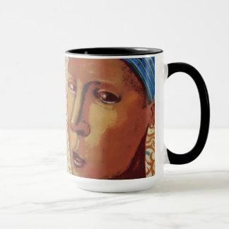 Vermeerish マグカップ