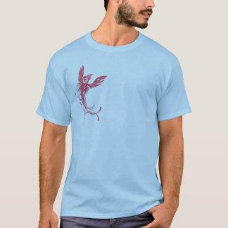 Vermilion Bird(black) Tシャツ