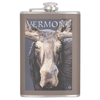 VermontMooseの終わり フラスク