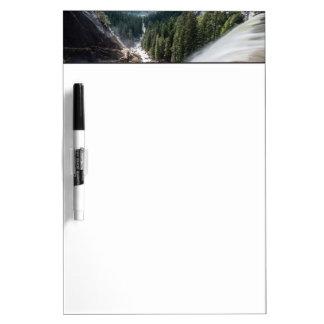 Vernallの秋および霧の道 ホワイトボード