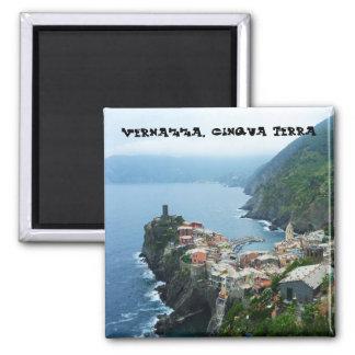 VernazzaのCinquaの大地の磁石 マグネット