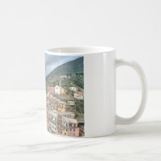 Vernazza、Cinque Terre、Itaの漁村 コーヒーマグカップ