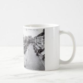 Verte Verviersベルギーの20年代のヴィンテージを置いて下さい コーヒーマグカップ