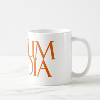 Verum媒体のコーヒー・マグ コーヒーマグカップ