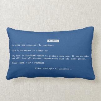 Verysoftの枕 ランバークッション