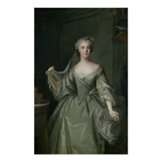 VestalヴァージンとしてSophie deフランス夫人 ポスター