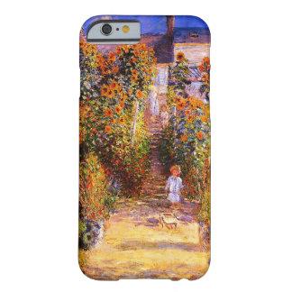 VétheuilのクロウドMonet-Monetの庭 iPhone 6 ベアリーゼアケース