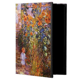 VétheuilのクロウドMonet-Monetの庭 Powis iPad Air 2 ケース