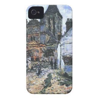 Vetheuilのクロード・モネ著教会 Case-Mate iPhone 4 ケース