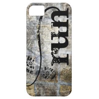 Vetroの宝石類及びデザインによってグランジなw/Shoeを走って下さい iPhone SE/5/5s ケース