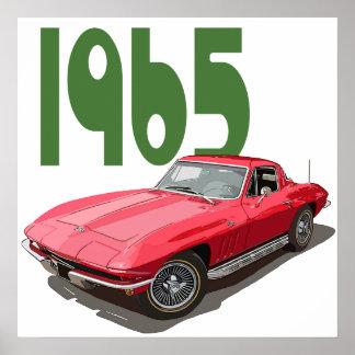 Vette65 ポスター