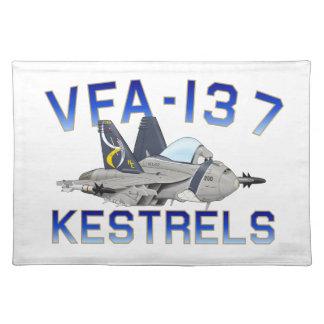 VFA 137の場所マット ランチョンマット