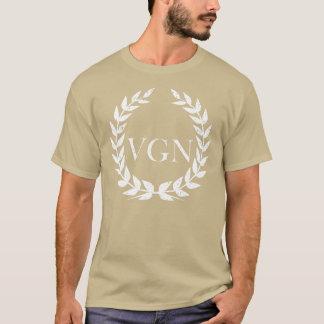 VGNの月桂樹のリース(Pebble/M) Tシャツ