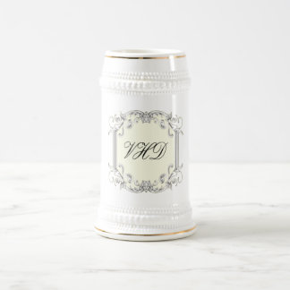 VHDの署名のステインのコップ ビールジョッキ