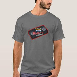 VHSの強盗のポッドキャストのワイシャツ#5 Tシャツ