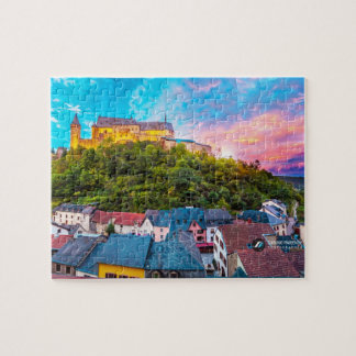 Viandenの城 ジグソーパズル
