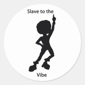vibeへの奴隷 ラウンドシール
