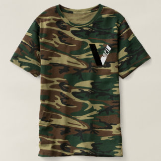 Vicio -カムフラージュ tシャツ