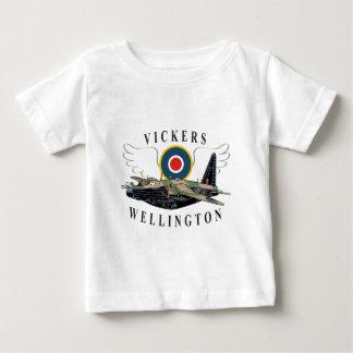 Vickersウェリントン ベビーTシャツ