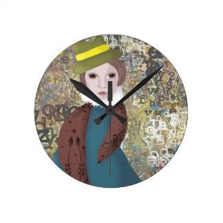 Victoriana ラウンド壁時計
