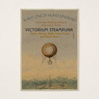Victorium Steampunk 名刺