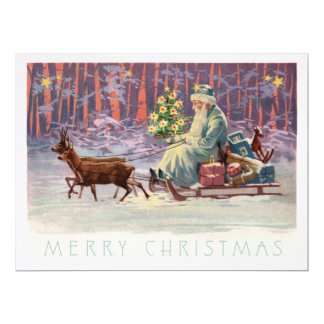 Vienna Woods Santa カード