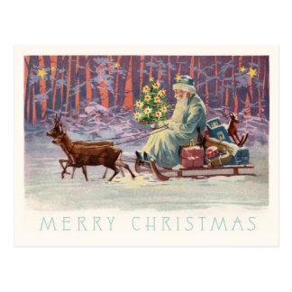 Vienna Woods Santa ポストカード