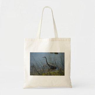 Vieraの沼地のバッグの素晴らしい青鷲 トートバッグ