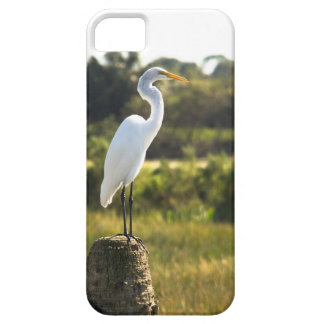 Vieraの沼地の素晴らしい白鷺 iPhone SE/5/5s ケース