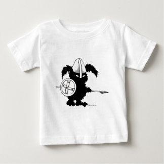 Vikngのバニーウサギ ベビーTシャツ