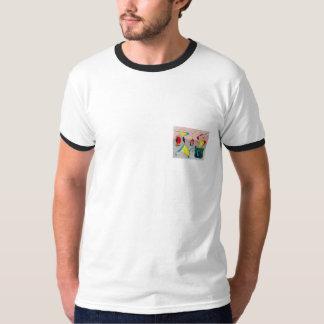 Viktor Tilson著超現実主義的なデザインのTシャツ Tシャツ