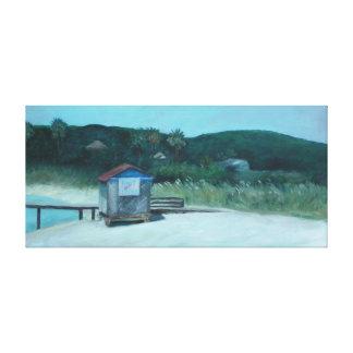 VILANOのビーチの餌およびタックルのキャンバスのプリント キャンバスプリント