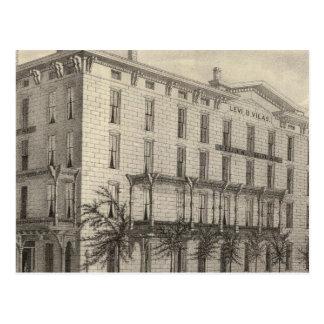 Vilasの家、マディソン、Wis ポストカード