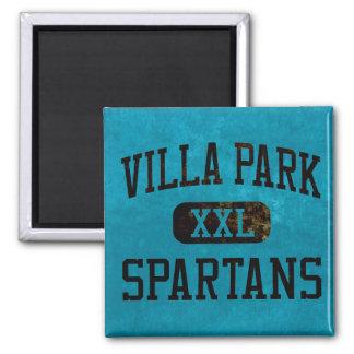 Villa Park Spartansの運動競技 マグネット