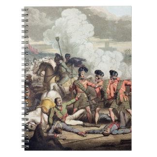 Vimiera、「tの勝利からの第1威厳があるな1808年、 ノートブック