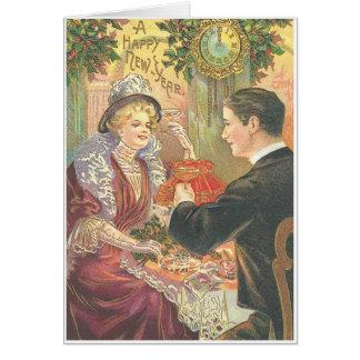 Vinageの新年の挨拶 カード