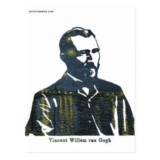 Vincent Willem van Gogh ポストカード