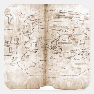 Vinlandの地図 スクエアシール