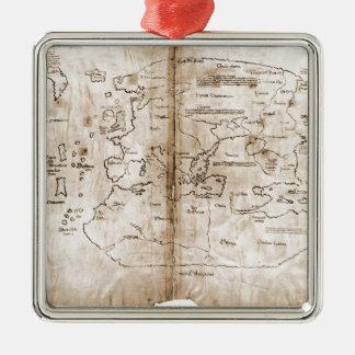 Vinlandの地図 メタルオーナメント