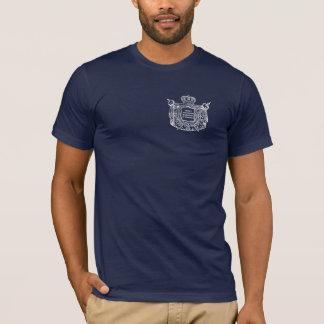 Vinnieのドラマーの国際的な同業組合 Tシャツ