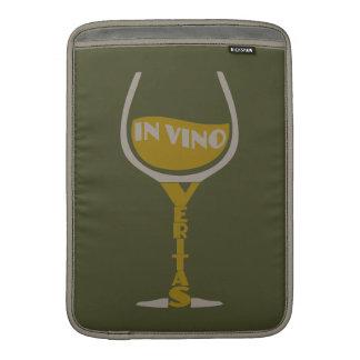 """VinoのVeritasのカスタム13"""" MacBookの袖 MacBook スリーブ"""