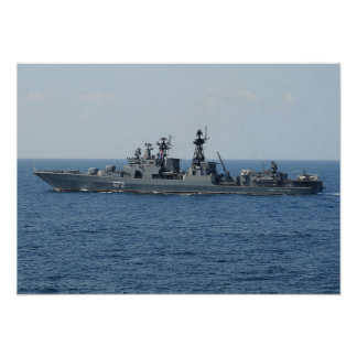 Vinogradov (DDG 572)海軍大将 ポスター