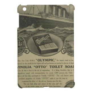 Vinoliaオットーの化粧石鹸広告 iPad Miniケース