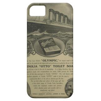 Vinoliaオットーの化粧石鹸広告 iPhone 5 Cover