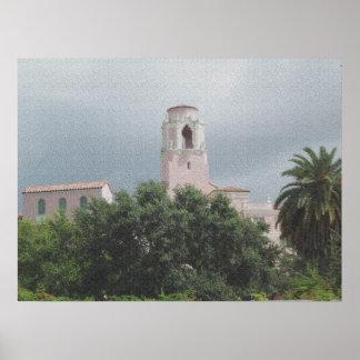 Vinoyのホテルセント・ピーターズバーグフロリダ ポスター