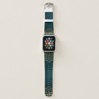 Vintage Faux Leather Book Apple Watch Band 42MM Apple Watchバンド